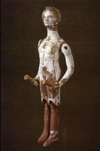 La bambola significati legati alla propserità e fecondita