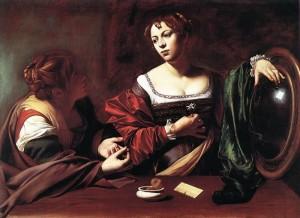 Caravaggio_Martha&Mary
