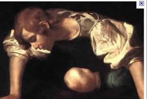Narciso caravaggio